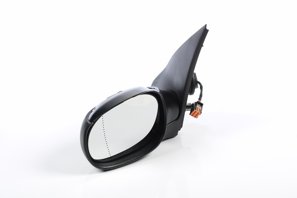 آینه برقی چپ 206