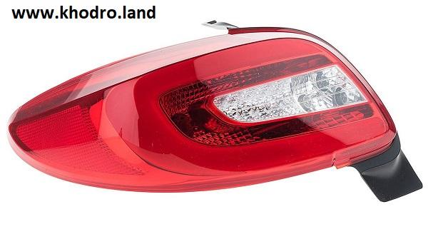 چراغ عقب 207 SD چپ کروز
