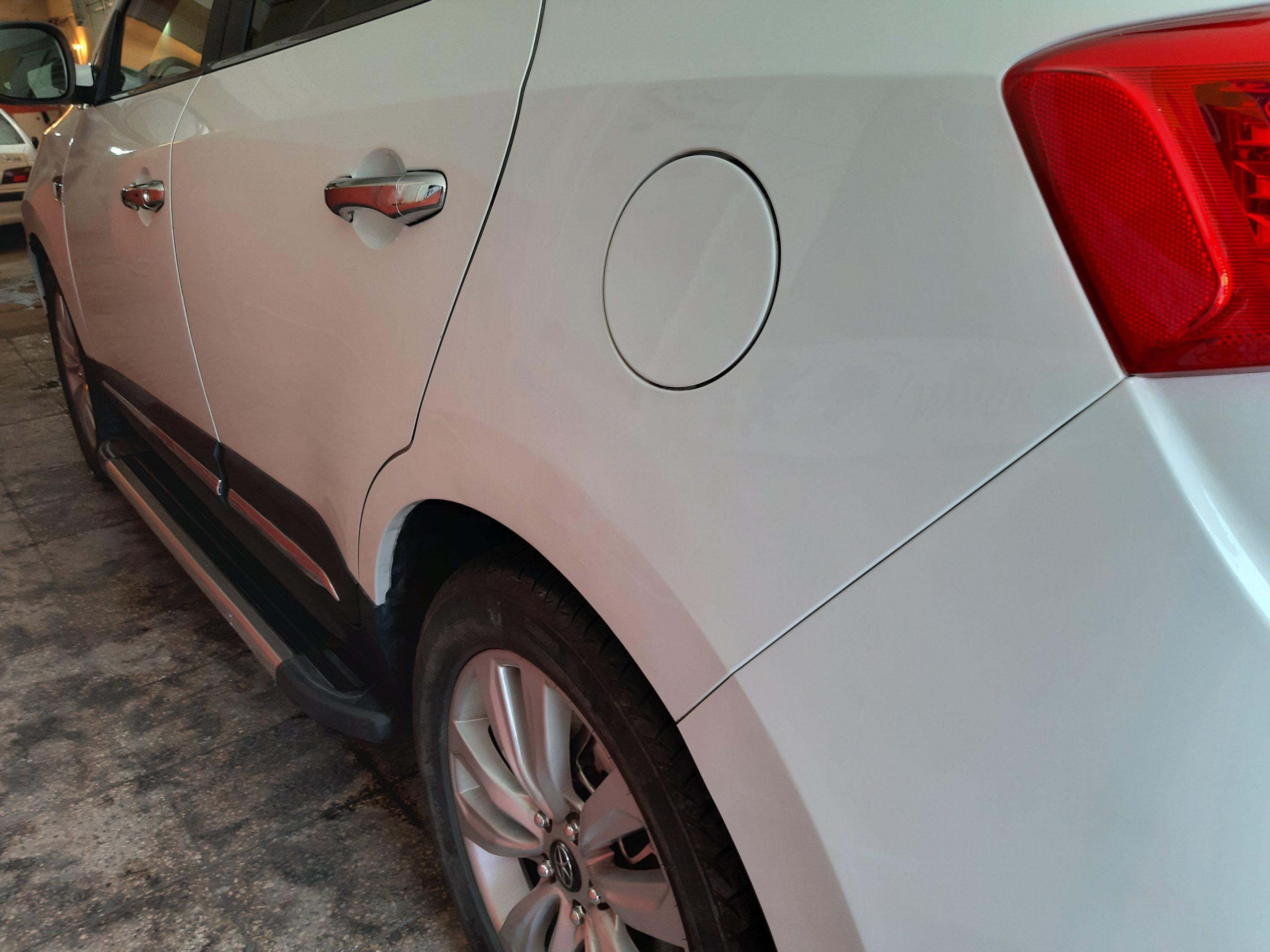 نقاشی خودرو لیسه گیری